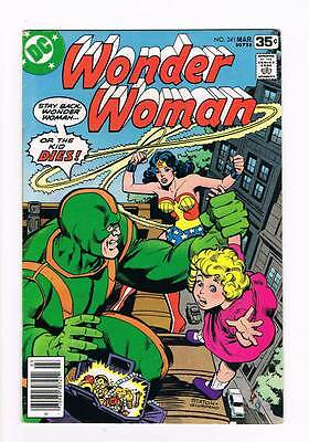 Wonder Woman # 241 Three Roads to Destiny ! grade 6.0 hot book !!