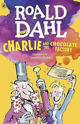 Charlie and the Chocolate Factory (Dahl Fiction),New Condition