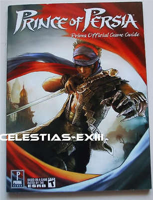 Prima's PRINCE OF PERSIA Official Game Guide