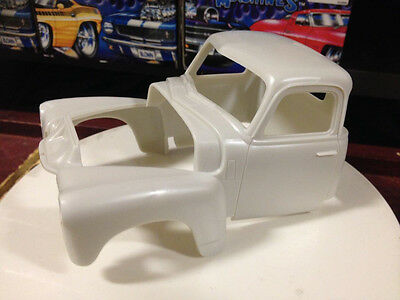 Ford 1950 Chevy 3100 Pickup Hot Rod Plastic Model Car Kit Parts 1/25 Parts