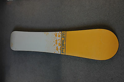 Forum 146 Star Snowboard - Lovely Powder Board - Used Twice