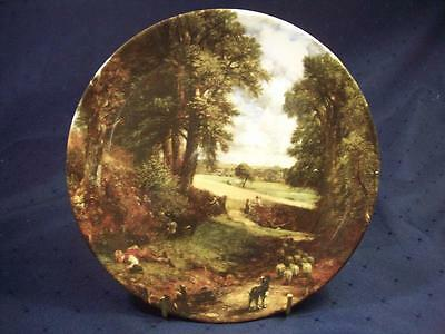 The Cornfield Collectors Display Plate Constable Country