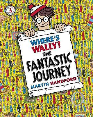 Where's Wally? The Fantastic Journey,New Condition