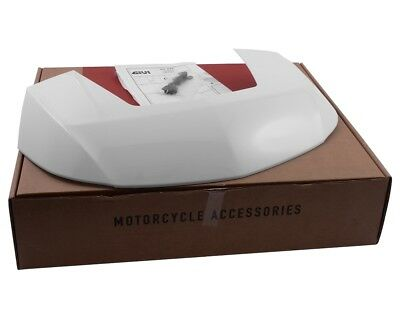 Cover for GIVI B47 white glossy