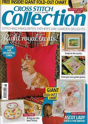 Cross Stitch Collection Magazine - Issue 262 - NEW