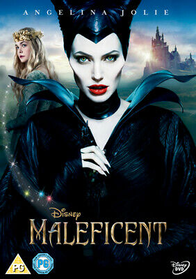 Maleficent DVD (2014) Angelina Jolie