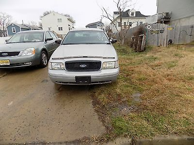 2002 Ford Crown Victoria p71 police 2002 ford crown vic police low miles 1 owner