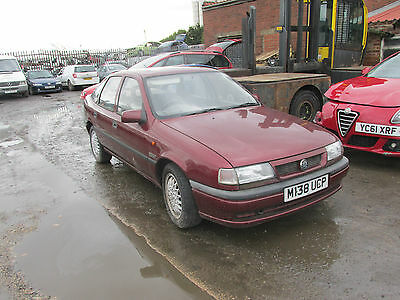 1995 Vauxhall Cavalier Expression Automatic 1.8 Petrol Red Barn Find