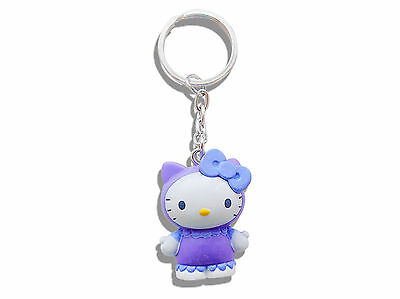 Hello Kitty Blueberry Scented 3D Keyring - Official