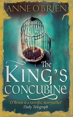The King's Concubine by O'Brien, Anne
