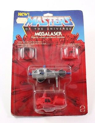 Masters Del Universo Masters Of The Universe Megalaser - Blister