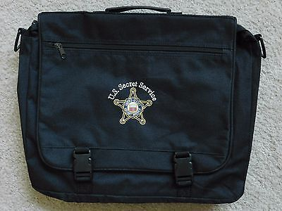 Secret Service White House Staff briefcase from the White House authentic 1998