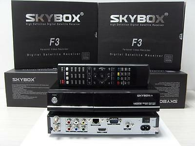 Decoder Satellitare Skybox Openbox Inetbox F3 Ricevitore Full HD Linux hsb