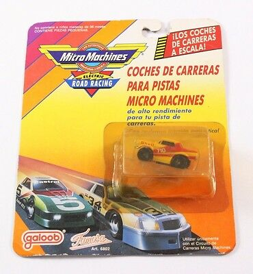 Micromachines Electric Road Racing - Blister Sin Abrir - Galoob Famosa - Spain