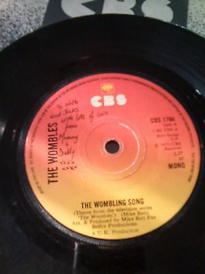 Wombles: Wombling Song/wombles Everywhere