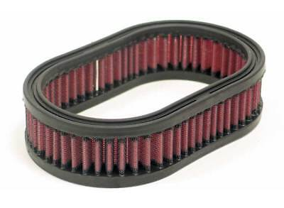 """E-3321 K&N Custom Air Filter 7"""" X 4-1/2"""", 1-3/4""""H, OVAL (KN Round Replacement Fi"""