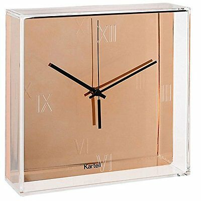 Kartell Tic&Tac Orologio, Colore: Rame