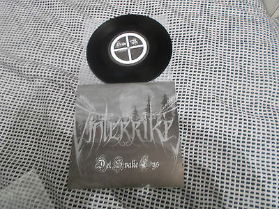"VINTERRIKET Det Svake Lys  7"" EP Ltd to 500 copies  FIRST EVER 7"" from 2001"
