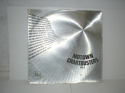 Various Artists - Motown Chartbusters Volume 3  - Lp - 1969