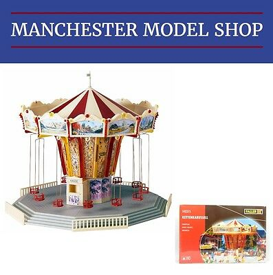 Faller 140315 HO 1:87 Fairground Chairoplane (Includes motor) NEW BOXED