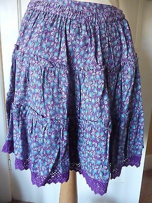 Monsoon Girls Skirt 9-10 years lovely New with Tags