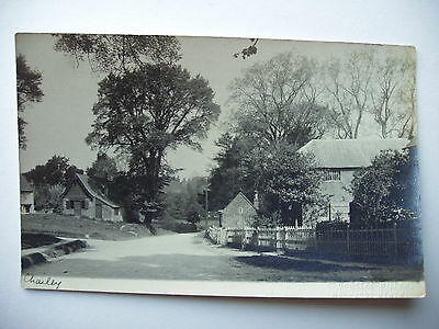 CHAILEY - vintage real photograph
