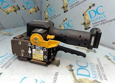 Fromm Rapz P320-12-25 Battery Powered Plastic Strapping Tool