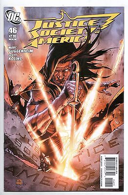 Justice Society of America #46 - 1st App of Doctor Chaos (DC, 2011) - NM