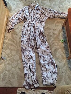 Natural Gear Snow Camo Full Body Suit
