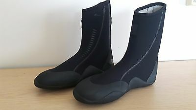 6mm BOOTS surf wetsuit neoprene diving sailing SIZE 4 - 13.5 UK