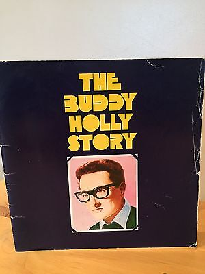 The Buddy Holly Story 32 Page Booklet