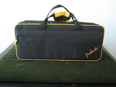 New Conn-Selmer Prelude trumpet case, with shoulder strap.