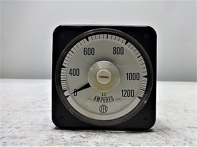 Ite Imperial 0 - 1200 Ac Ammeter 573210240