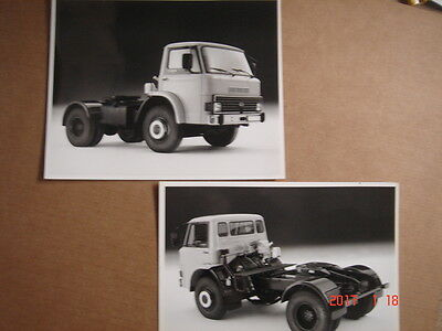 FORD  D-series  truck  4  large  original press photos  1979.