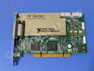 National Instruments PCI-6259 NI DAQ Card, 32 Ch Analog Input, Multifunction
