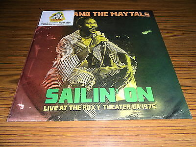 TOOTS & THE MAYTALS - SAILIN' ON LIVE AT THE ROXY 1975 - 180g VINYL - NEW/SEALED