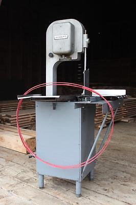 Hobart Model 5212 Meat Band Saw Commercial Butcher Saw with New Blades USA