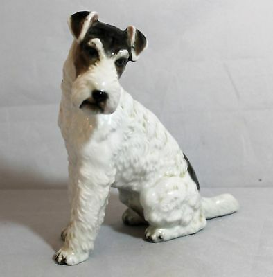Rosenthal Germany Porcelain Terrier