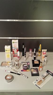 lot maquillage l'oréal bourgeois 20pcs
