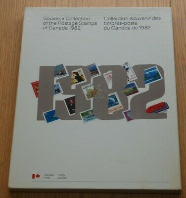 Weeda Canada VF 1982 Annual Collection #25, Complete booklet in box CV $45