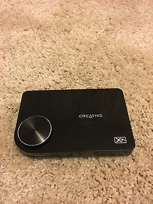 Creative Labs USB Sound Blaster X-Fi Surround 5.1 Audio System SB1090