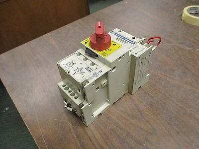 Telemecanique Manual Starter LD4 LC.30. / LB1 LC03M06 Range: 1-1.6A 32A Used