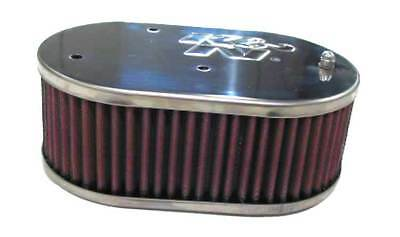 56-9042 K&n Custom Air Filter Ford Escort Mk4 1.3 Carb 1989-1990