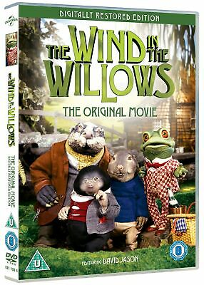 The Wind in the Willows (Digitally Restored) [DVD]