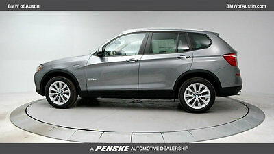 2017 BMW X3 xDrive28i Sports Activity Vehicle xDrive28i Sports Activity Vehicle BMW X3 xDrive28i-BMW COURTESY CAR CURRENTLY IN
