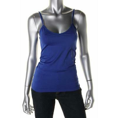 Energie 8988 Womens Blue Stretch Adjustable Straps Camisole Top Juniors S BHFO