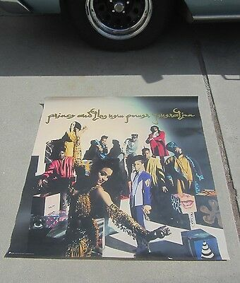PRINCE and NEW POWER GENERATION Large 1992 POSTER 36 x 36