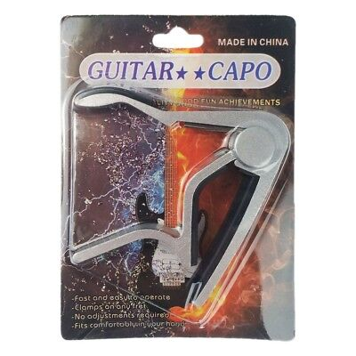 Guitar Capo Quick Release Acoustic Electric Guitar