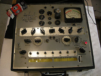 Hickok model 532 tube tester in working condition    n/r