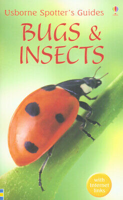 Usborne spotter's guides: Bugs & insects by Anthony Wootton|Phil Weare|Anthony